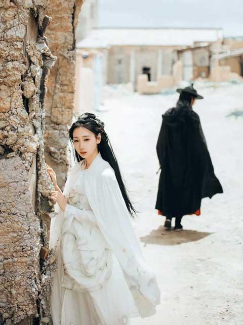 Hanfu Lovers & Martial Heroes - Hanfu Photo