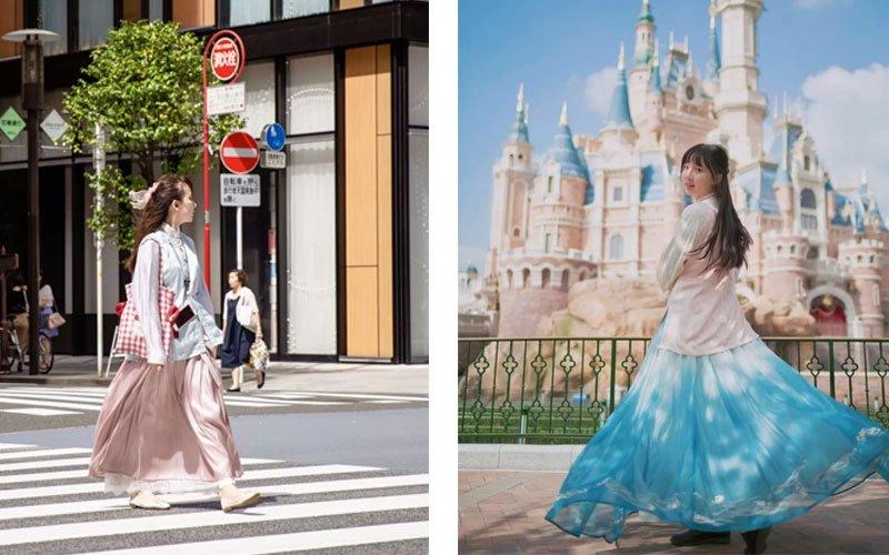 Interview | Modern Youth and Hanfu - New Chinese Fashion
