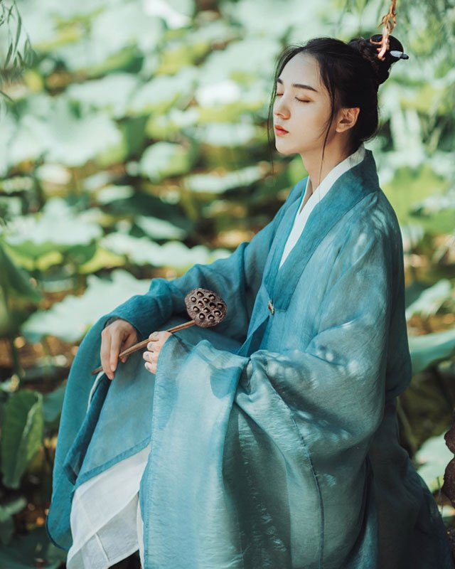 The 5 Most Popular Styles of Oriental Dress, Clothing - Asian Robe - hanfu