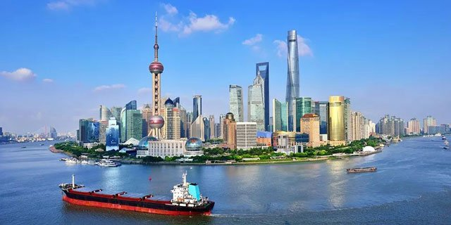 develop China Shanghai