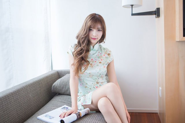 modern qipao become more sexy