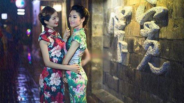 qipao dress is popular for women