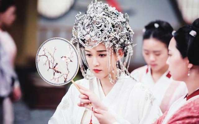 traditional chinese wedding dress wei jin dynasties dynasty style newhanfu