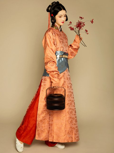2020 Chinese Girl Costume - Get your Hanfu Highlight Moment