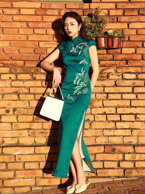 China Clothing Cheongsam newhanfu