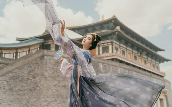 Will Chinese Hanfu Be Popular In The World?