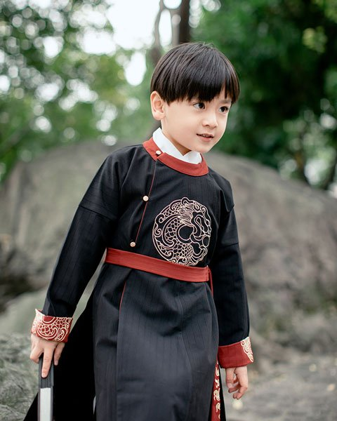 2020 Latest Traditional Chinese Dress for Kids
