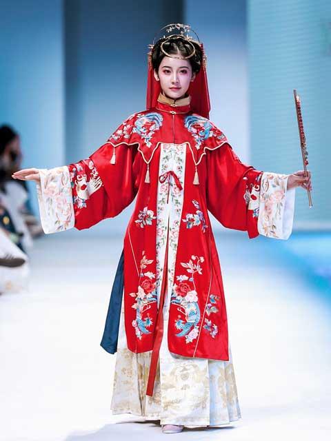 China Clothing hanfu newhanfu