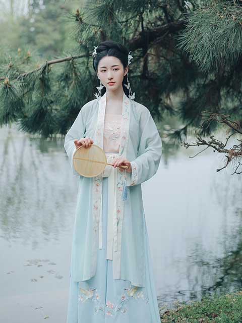 China Clothing hanfu  newhanfu
