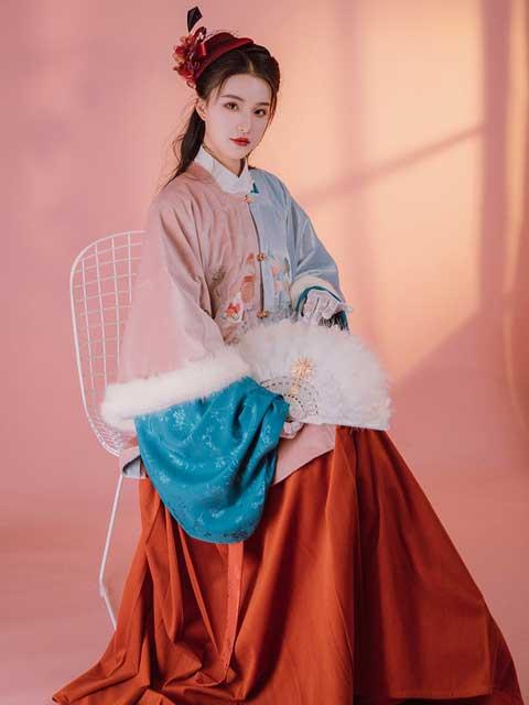 chinese fashion auspicious patterns fish