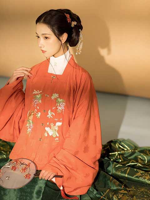 chinese fashion auspicious patterns squirrel