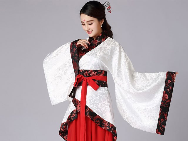 Chinese long dress shenyi