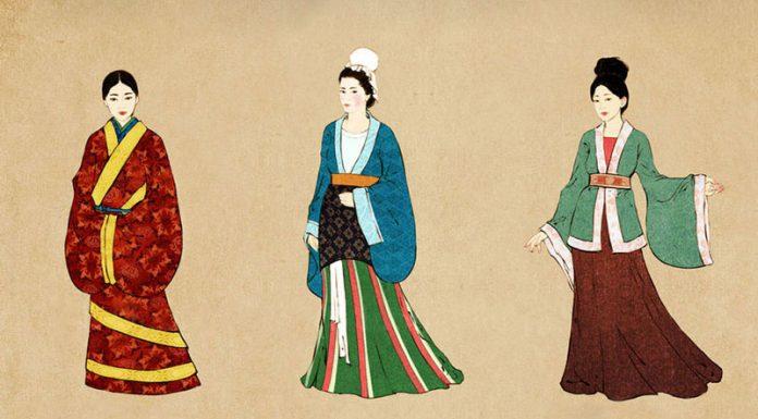 han dynasty clothing