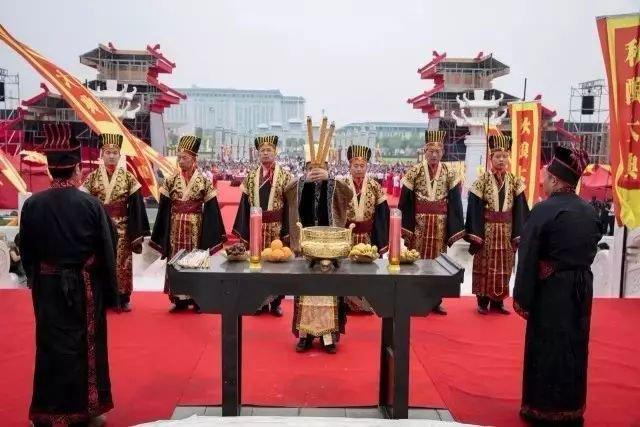 Tang Dynasty Ritual Activity