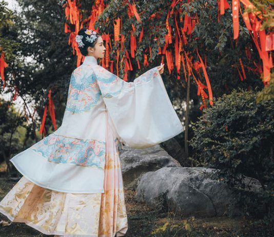 A Brief History of Traditional Chinese Skirts