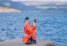 Chinese Style Wedding Dress Photo Share