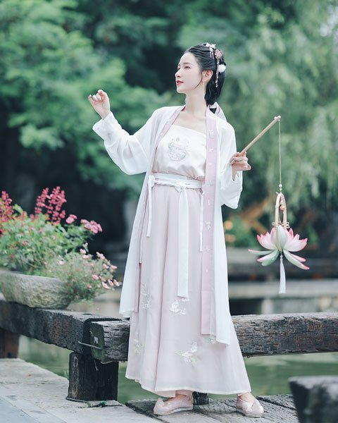 History of Traditional Chinese Attire - Beizi