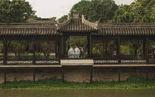 Photo Sharing | Ming Dynasty Youth in robe