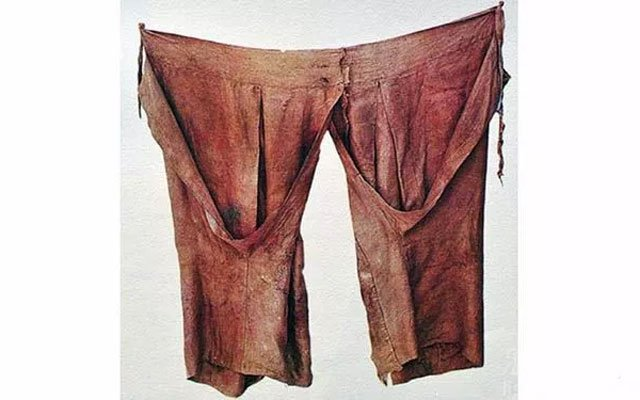 The intriguing history of why we wear pants