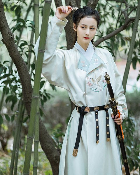 Top 5 Popular Traditional Chinese Women's Clothing