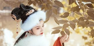 Chinese Traditional Clothing Accessories - Moe
