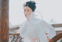 Hanfu Girl Love Story Video