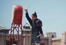 Hanfu Music Dance the Great Wall