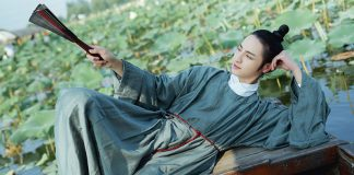 How to Choose Hanfu in Spring