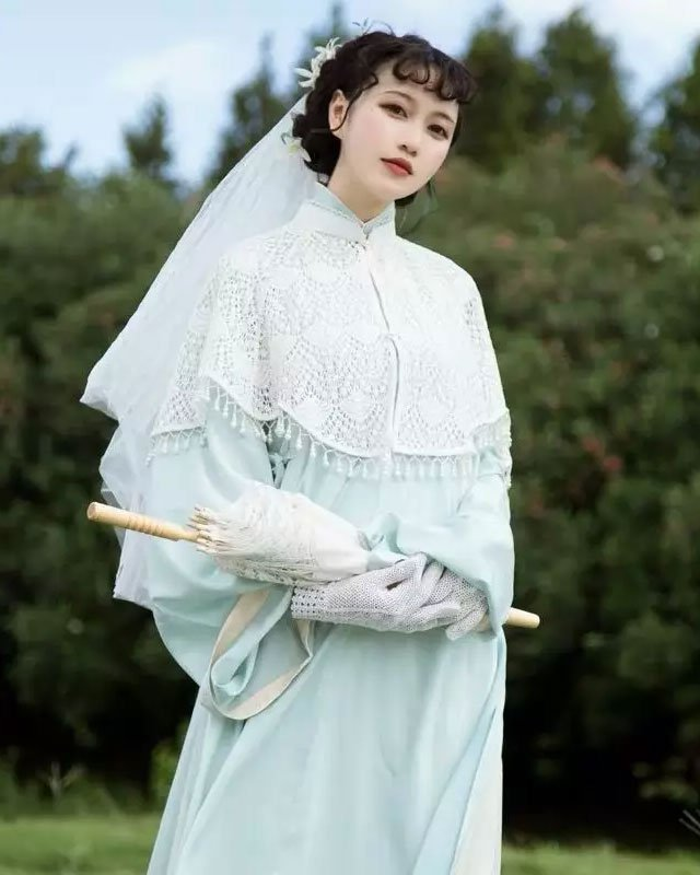 How to Choose Modern Hanfu Style for a Date?