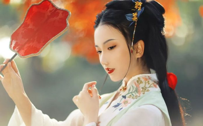 Photo | Girl & Ming Dynasty Hanfu