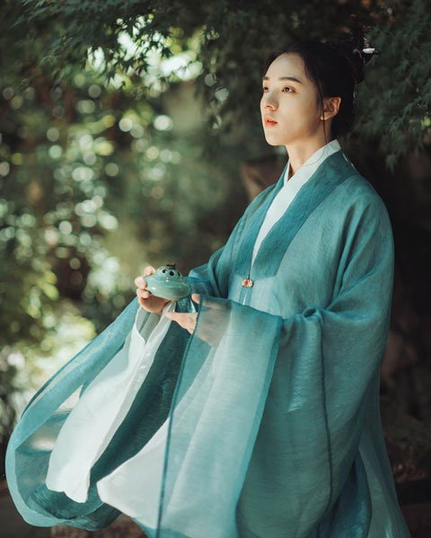 What is the Ming Dynasty Hanfu Clothing?
