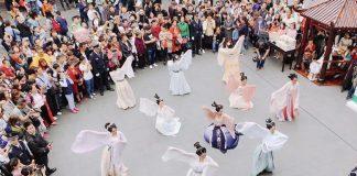 hanfu street dance