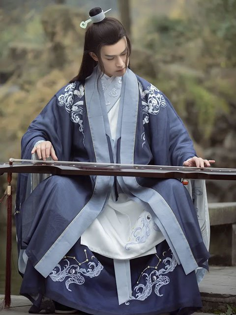 Chinese Outfit for Boy   Hanfu Recommend