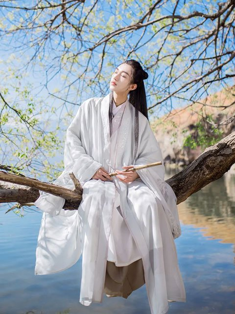 Chinese Outfit for Boy | Hanfu Recommend