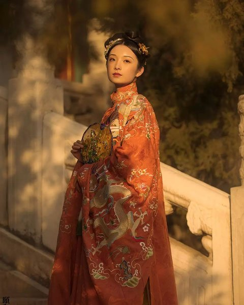 Classical Chinese Hanfu & The Summer Palace