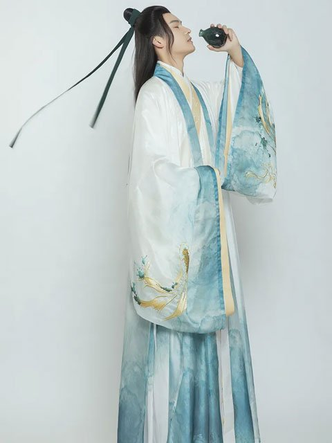 Come & Get Your New Hanfu Photography Knowledge Points!