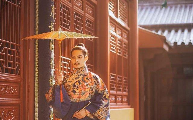 Feiyu Robe - Cool Chinese Boy Clothes