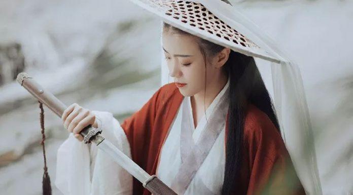 Hanfu Kungfu | Martial Art Girl