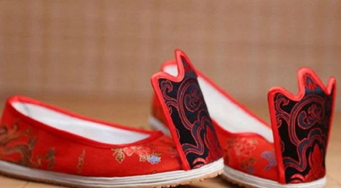 The Secret of the Chinese Ancient Hanfu Shoe Tip