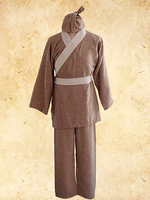 What did Ancient Chinese Peasants Wear?