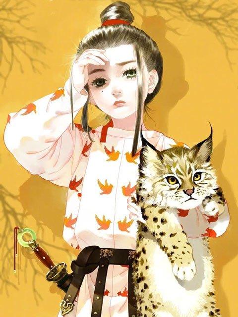 Will You Like the Combination of Hanfu & Cartoon / TV series?