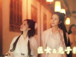 hanfu mv rabbit fairy and doctor