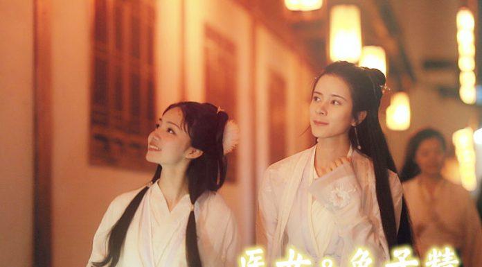 hanfu mv rabbit fairy and doctor