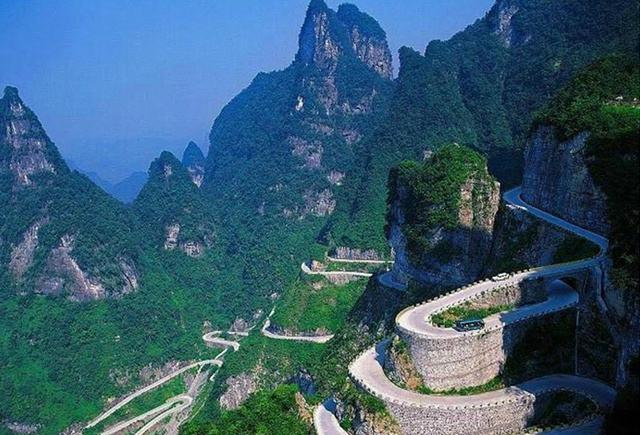 5 Best Self Driving Routes in China