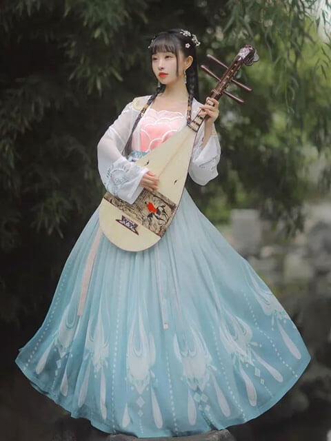 5 games new collaboration with Hanfu What do you like more