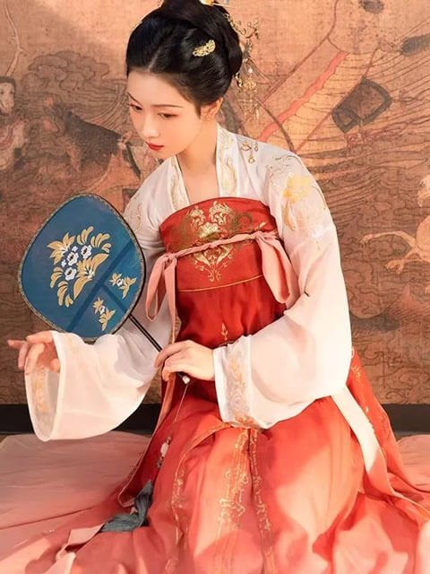 5 Games' New Collaboration with Hanfu, Which is Your Favorite?