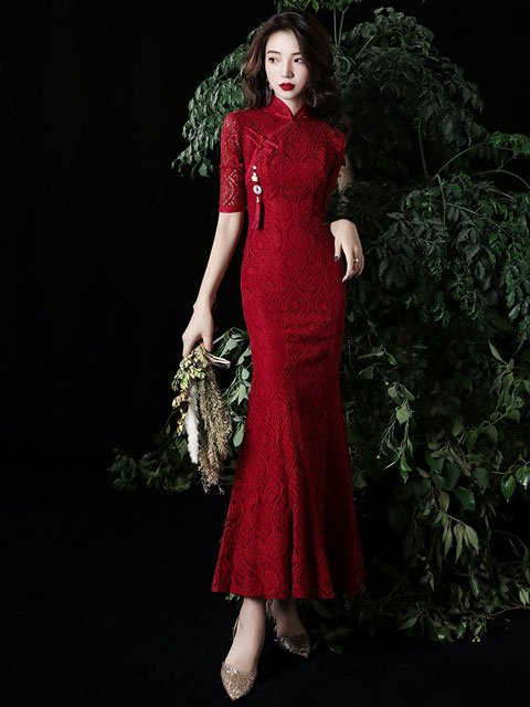 How to Choose One Beautiful Qipao Dress for Chinese Wedding