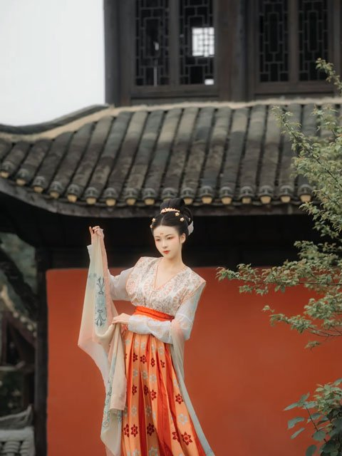 In the Spring, You Can't Miss These Hanfu Photos.