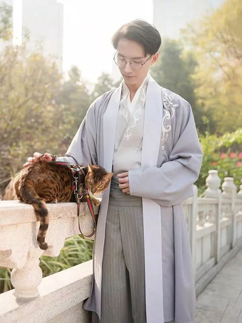 Men's Clothing China | How to Pick One Dazzling Hanfu for Men