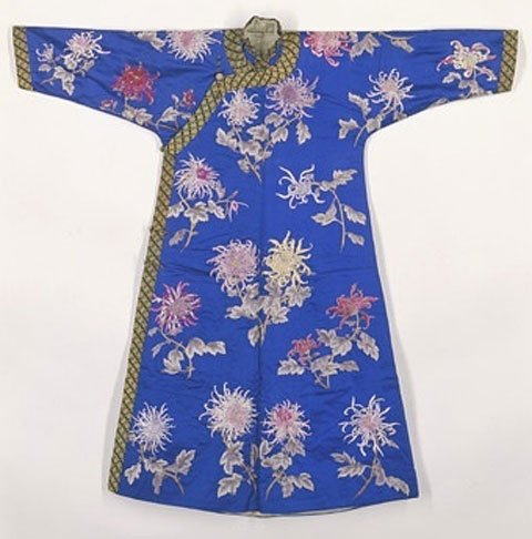 The Brief History of Qing Dynasty Clothing